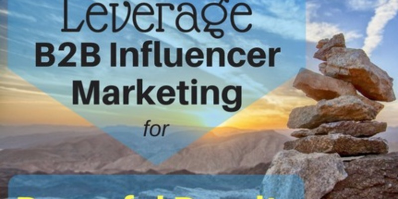 How to Leverage B2B Influencer Marketing for Powerful Results