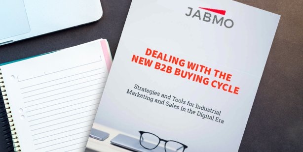 The New B2B Buying Cycle