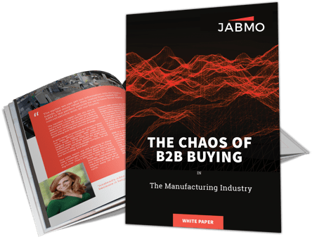 White Paper: The Chaos of Buying in Industrial Manufacturing