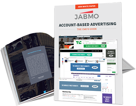 The CMO's Guide to Account-Based Advertising