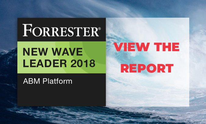 Jabmo named a leader by Forrester in first ABM New Wave report