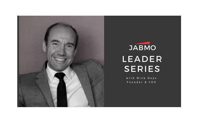 Jabmo Leader Series: Nick Heys