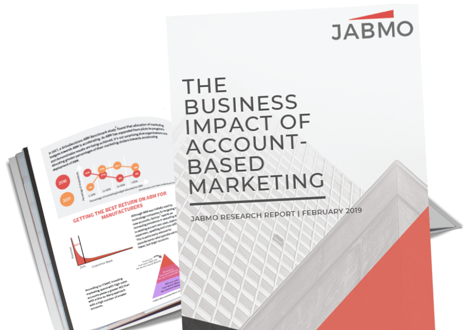 The Business Impact of Account-Based Marketing