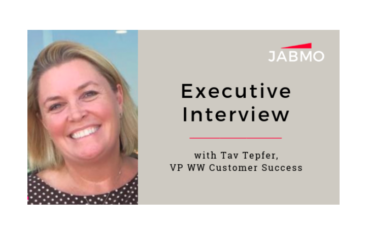Jabmo Executive Interview: Tav Tepfer