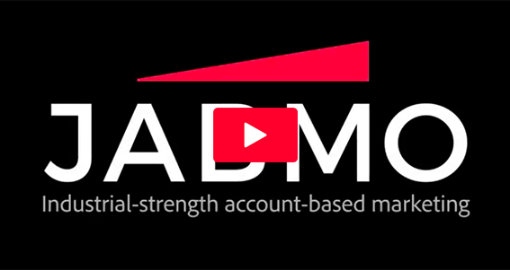 Jabmo: Industrial-Strength Account-Based Marketing