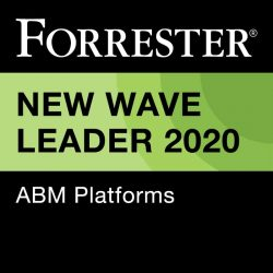 JABMO Named a Leader in ABM Platforms and a Best Fit For Manufacturers by Forrester.